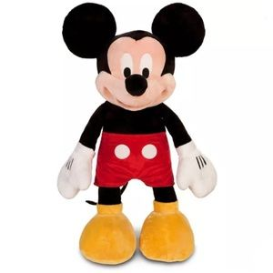 Plush Mickey Mouse Toy